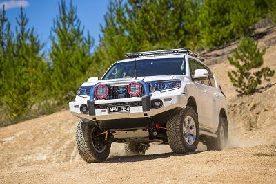 ARB Toyota Prado Sahara Bar