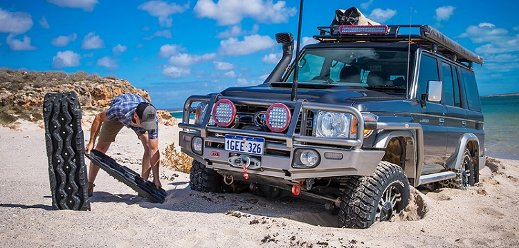 Confidence in all conditions - ARB TRED Pro