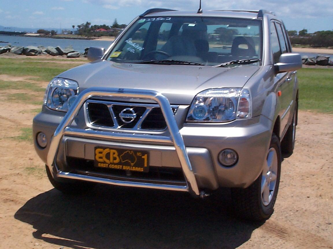 X Trail Nudge Bar Gympie 4x4 Accessories Arb Dealership