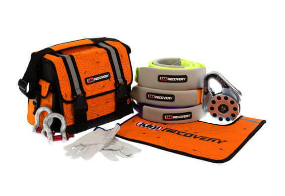 Vehicle Recovery Equipment -Gympie 4x4 Accessories ARB Dealership